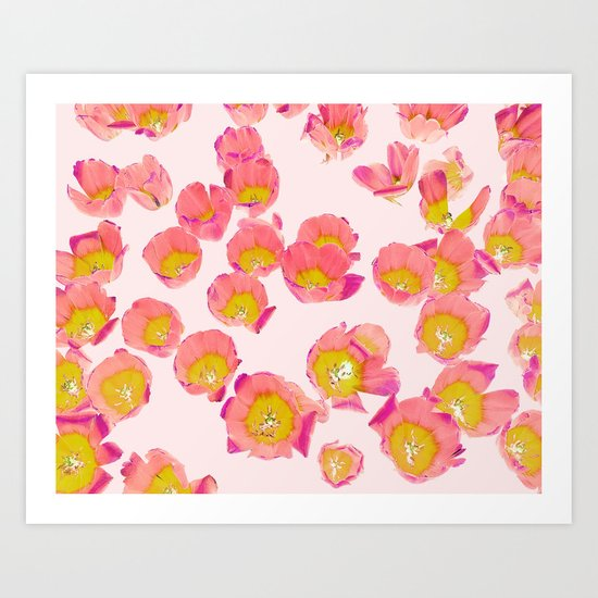 Flower Therapy #society6 #decor #buyart Art Print