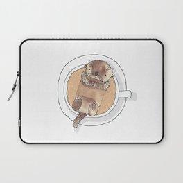 The Tea Otter Laptop Sleeve