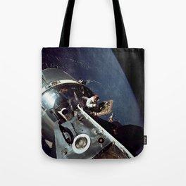 Apollo 9 - Spacewalk Tote Bag