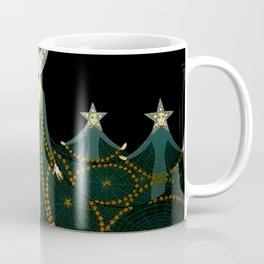 "Art Deco Design ""Queen of the Night"" Coffee Mug"