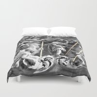 angels Duvet Covers featuring Angels by Photographicleigh