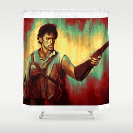 Give Me Some Sugar Baby Shower Curtain
