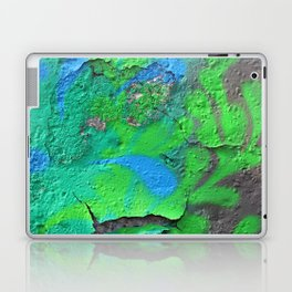 Green Entropy II Laptop & iPad Skin