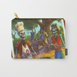 Say Cheese and Die! Carry-All Pouch