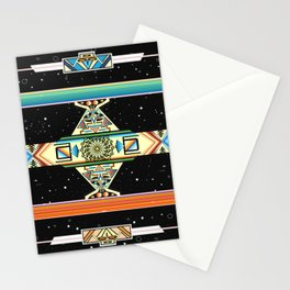 Espacio Serape Stationery Cards