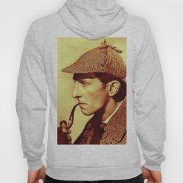Peter Cushing as Sherlock Holmes Hoody