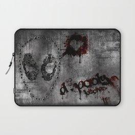 D.Pooly Laptop Sleeve