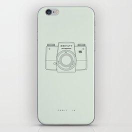 Zenit 16 iPhone Skin
