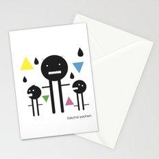 falsche sachen Stationery Cards