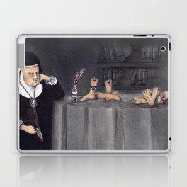 Juana de Asbaje Laptop & iPad Skin