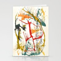 politics Stationery Cards featuring Contemporary Politics by Andready