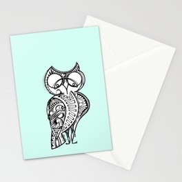 One Hoot Owl Stationery Cards