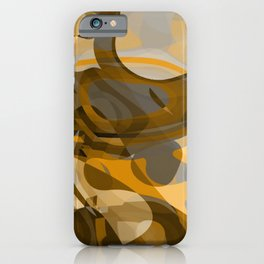 golden junkyard iPhone Case