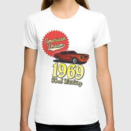 Ford Mustang 1969 T-shirt