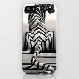Shadow Fall iPhone Case