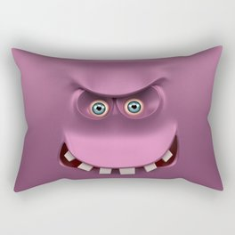 BOXAAT PURPLE Rectangular Pillow