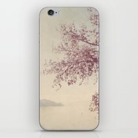 breathe iPhone & iPod Skins featuring breathe by Slight Clutter