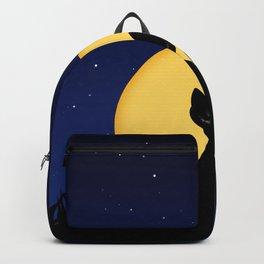 Halloween Cat Backpack