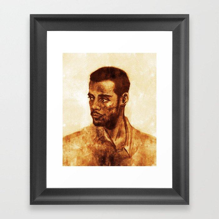 Miller Framed Art Print