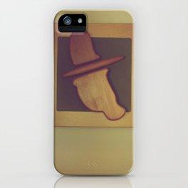 70s Bird iPhone Case