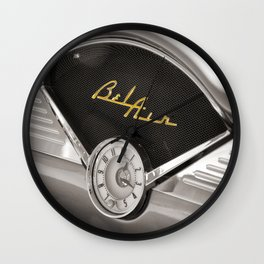 Bel Air Dash Wall Clock