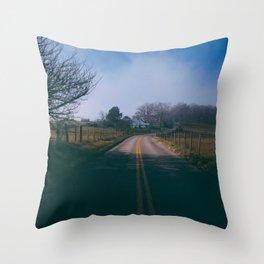 Fresh Air Throw Pillow