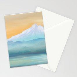 Sunrise Fuji Mount Stationery Cards