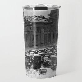 The Great New England Hurricane of 1938 - Providence, Rhode Island Travel Mug