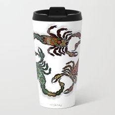 SCORPIONS II Metal Travel Mug