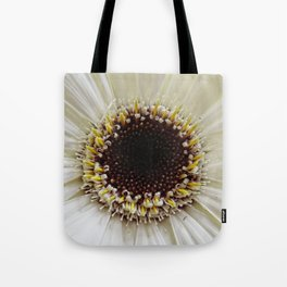 Crowning daisy Tote Bag