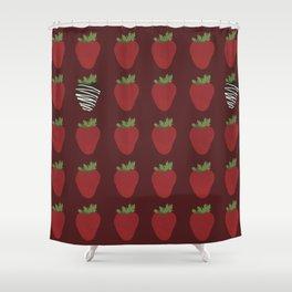Strawbs Shower Curtain