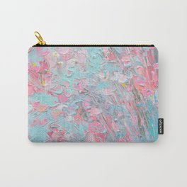 Appleblossoms Carry-All Pouch