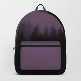 Alaska Fog 0388, EggPlant Backpack