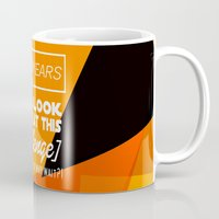 motivational Mugs featuring Motivational Quote by Zenife