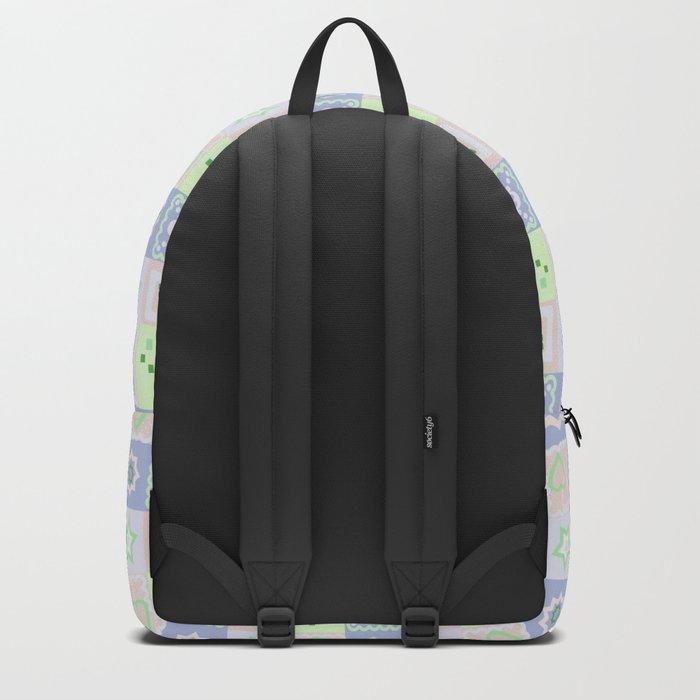 Pastel . Childhood Backpack