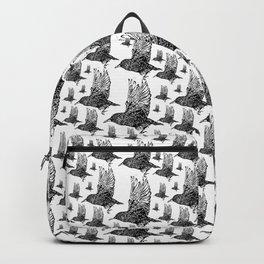 Flock of Starlings / Murmuration Backpack