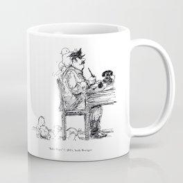 Baby War 1 - the Generalissimo Coffee Mug