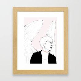 GOT7 FLY JACKSON Framed Art Print