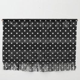 Dots (White/Black) Wall Hanging