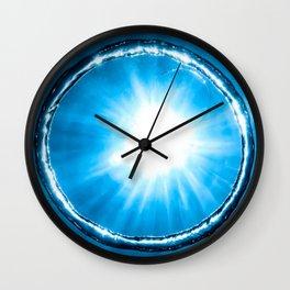 Bubble Bliss Wall Clock