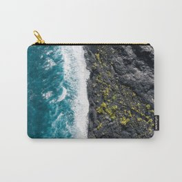 Lava & Ocean Carry-All Pouch