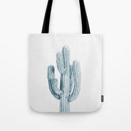Cactus, Blue Cactus, Cacti Tote Bag