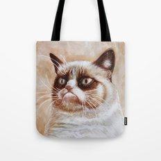 Grumpycat Tote Bag