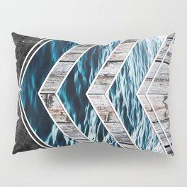 Striped Materials of Nature III Pillow Sham