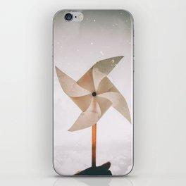 Pinwheel Dream iPhone Skin