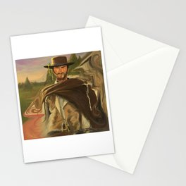 Clint Fucking Eastwood Stationery Cards