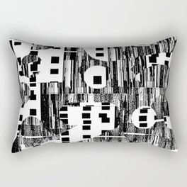 rain Rectangular Pillow