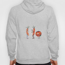 Come As You Are What You Eat Hoody