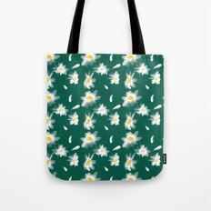 Camomiles summer Tote Bag