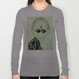 Weekend at Gandhi's Long Sleeve T-shirt